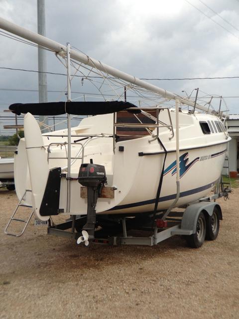 Sailboat For Sale: Hunter 15 Sailboat For Sale