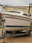 1996 Hunter 26 sailboat