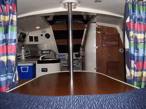 Hunter 26', 1996 sailboat