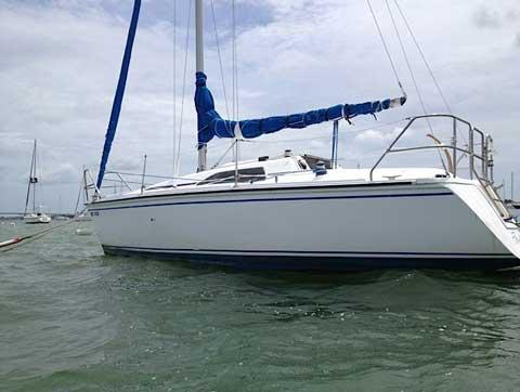 Hunter 26.5, 1987, Sarasota, Florida sailboat