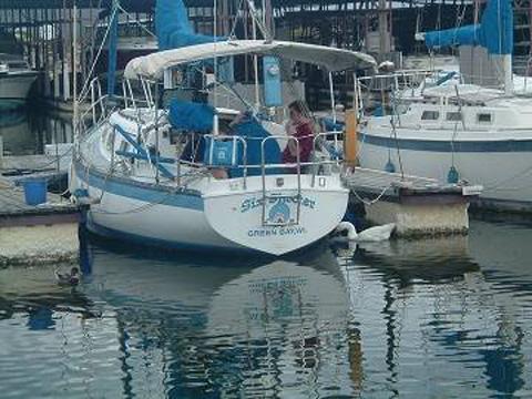 Hunter 27, 1984, Lake Texoma, Texas sailboat