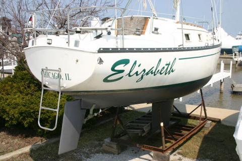 Hunter 27, 1980 sailboat