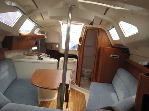 Hunter 280, 1996, Yankton, South Dakota sailboat