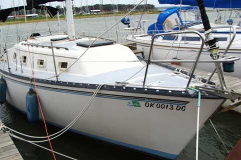Hunter 30, 1980 sailboat