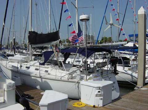 Hunter Legend, 40ft., 1987 sailboat