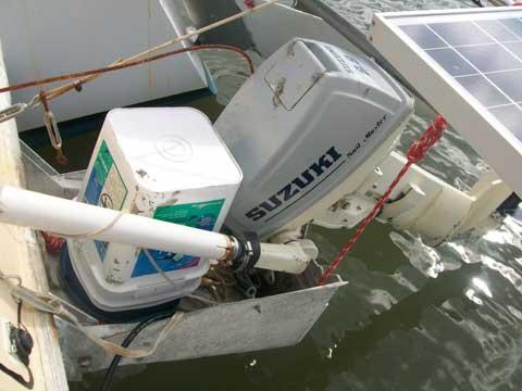 Iroquois MKII catamaran, 30 ft., 1970 sailboat