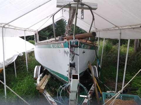 Irwin Free Spirit 21, 1979 sailboat
