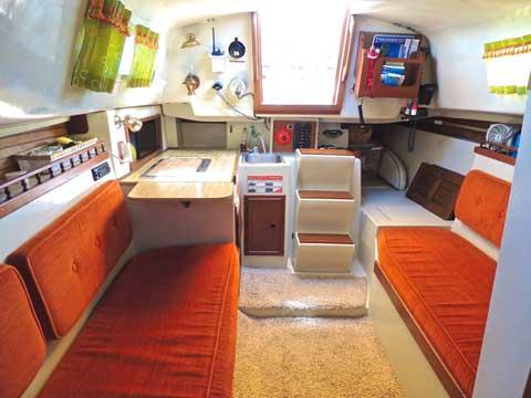 Irwin 28 MkIV, 1977, Muskegon, Michigan sailboat
