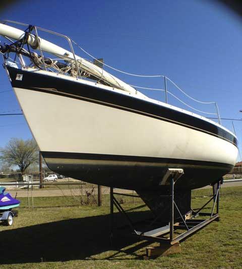 Irwin 31 Citation, 1983, Lewisville, Texas sailboat
