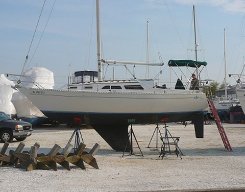 Islander 28, 1984, Somers Point, New Jersey, sailboat for ...