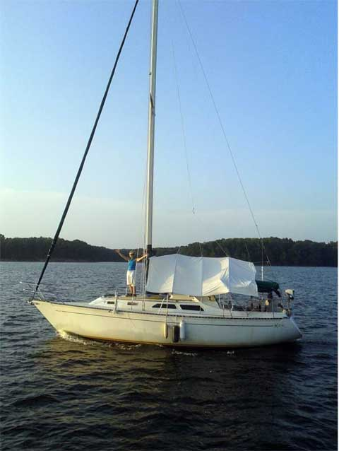 Islander 32 Mark 2, Tall rig, 1979, Mobile Bay, Alabama sailboat
