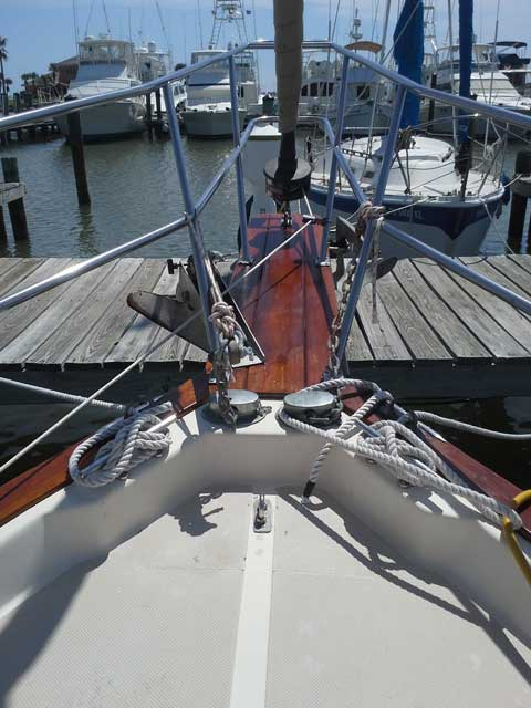 Island Packet 31 1985 Rockport Texas Sailboat For Sale