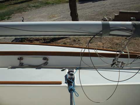 J22, 1998 sailboat