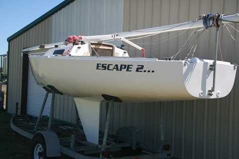 J-22, 1998 sailboat