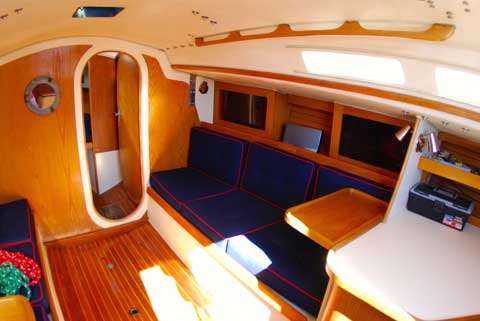 J30 1985 Lake Grapevine Texas Sailboat For Sale From