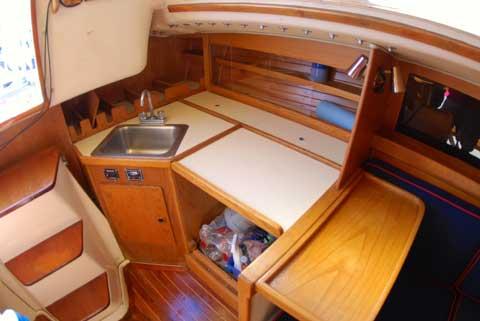 J30, 1985 sailboat