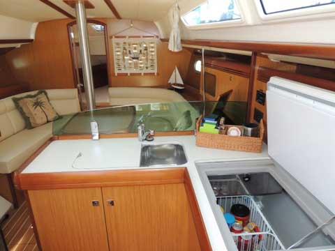 Jeanneau Sun Odyssey 36 I, 2008 sailboat