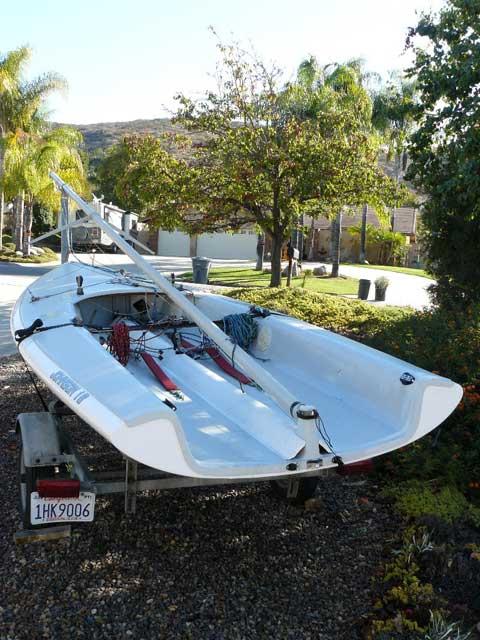 Johnson 18, 1999 sailboat
