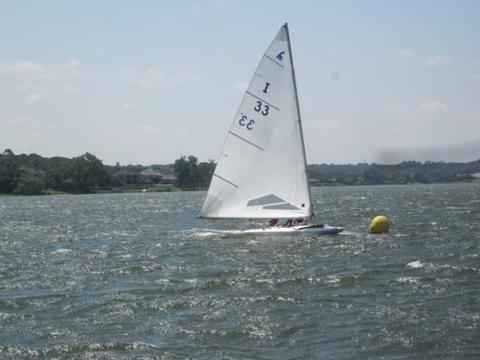 Johnson 'C' Scow, 1982 sailboat