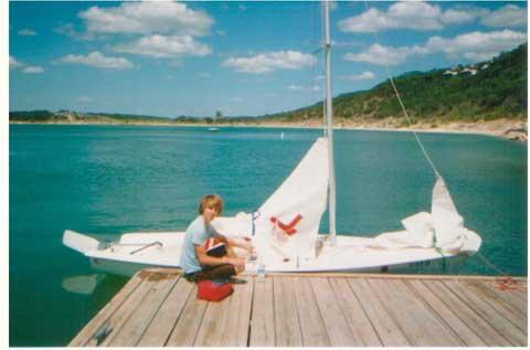 JY 15, 1994 sailboat