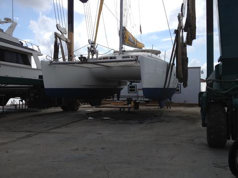 Lagoon 410 s2, 2004, Port Aransas, Texas sailboat