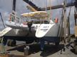 2004 Lagoon 410 catamaran sailboat