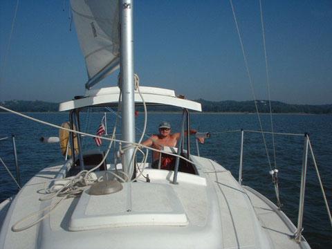 Laguna Windrose 22', 1977 sailboat