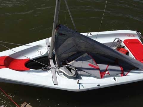 Laser Bahia 15ft, 2008 sailboat