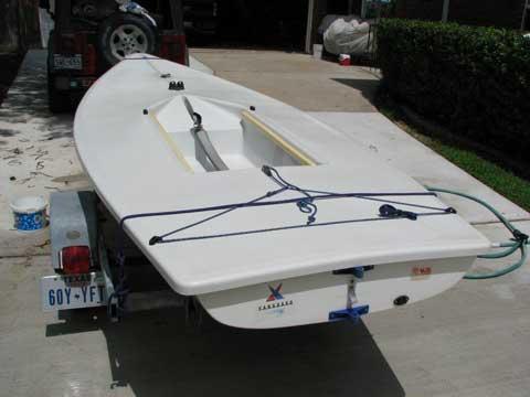 Laser, 2003 sailboat