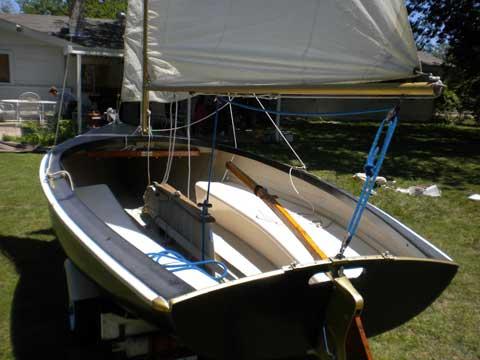 Lido 14 1962 Waco Texas Sailboat For Sale From Sailing Texas