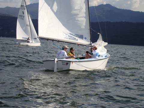 Lightning 1997 Dallas Texas Sailboat For Sale From