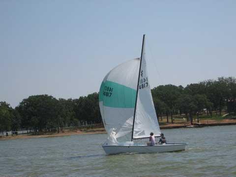 Lightning, 1997 sailboat