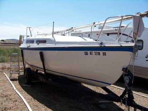 Macgregor 25, 1984 sailboat