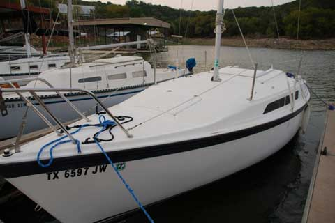 MacGregor 26S, 1993, Rockport, Texas sailboat