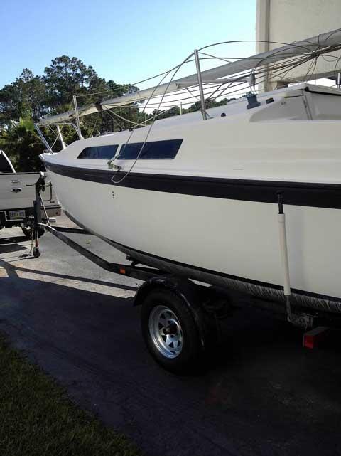 Macgregor 26S, 1995, Collinsville, Mississippi sailboat