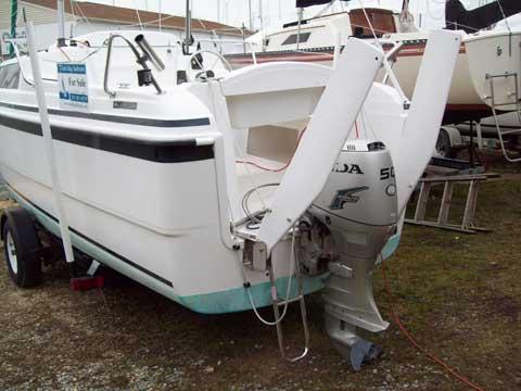 MacGregor 26X, 2002, Annapolis, Maryland sailboat