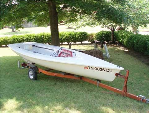 Megabyte, 2001 sailboat