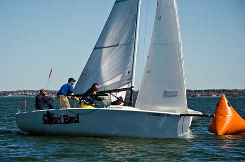 Melges 24, 2000, Rush Creek Yacht Club, Texas sailboat