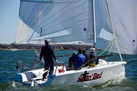 Melges 24, 2000, Rush Creek Yacht Club, Texas sailboat