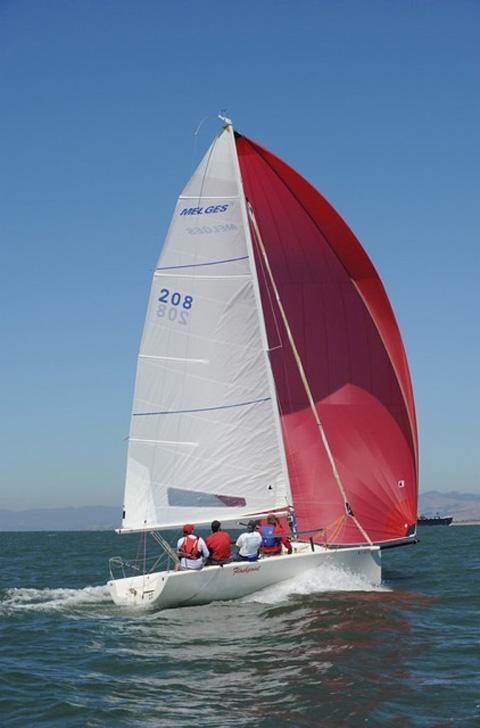 Melges 24, 1995, Phoenix, Arizona sailboat