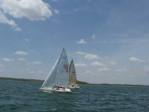 Melges 24, 1994 sailboat