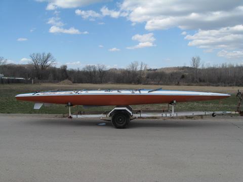 Johnson E-Scow, 1977, Kansas City sailboat