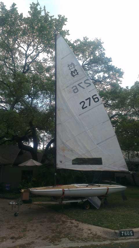 Melges MC Scow 16, 1976, Austin, Texas sailboat