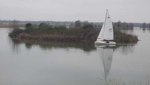 Sail MFG, 1979, Memphis Tennessee sailboat