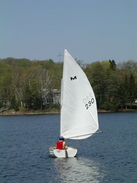 Montgomery 10, 1976 sailboat
