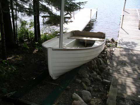 Montgomery 10, 1976 sailboat