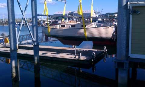 Montgomery 23, 1979 sailboat