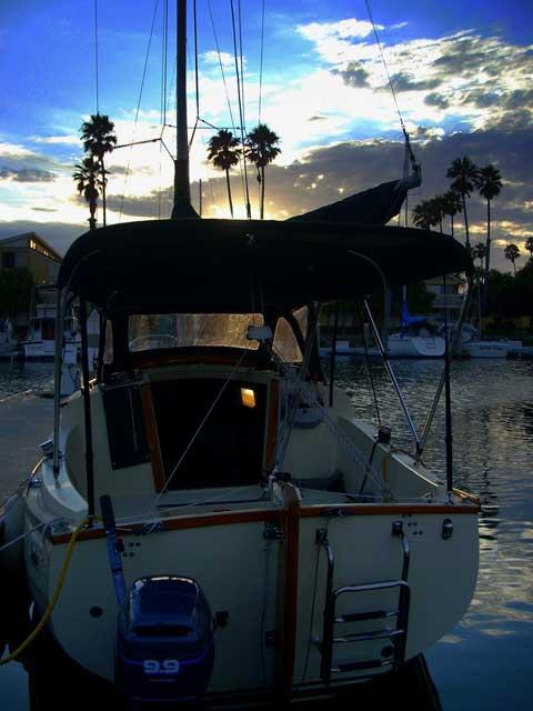 Montgomery 23 1979 Lake Havasu City Arizona Sailboat