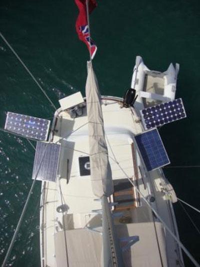 Morgan 41, 1983, Caribbean, cruising to Florida for June sailboat
