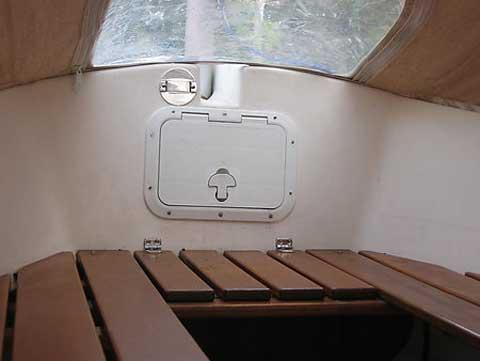Mud Hen (Cat rig), 1997, Columbus, Georgia sailboat
